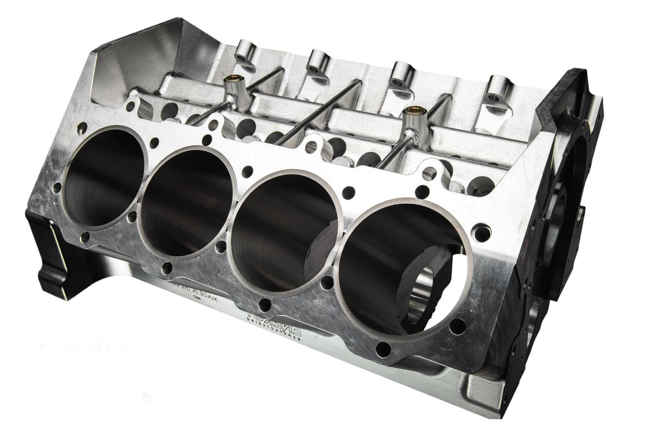Billet Aluminum BBC Engine Blocks Image